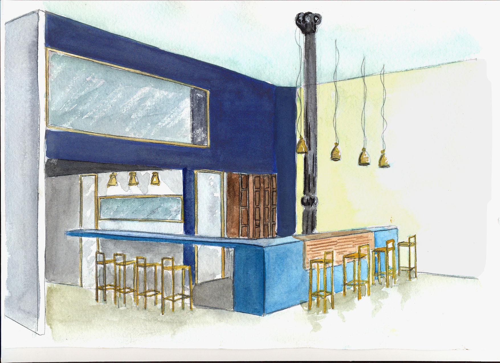 Dise o interior arquitecto de interiores for Diseno de interiores fadu