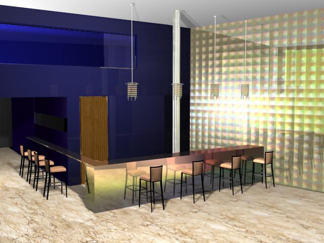 Dise o interior arquitecto de interiores for Proyecto restaurante pdf